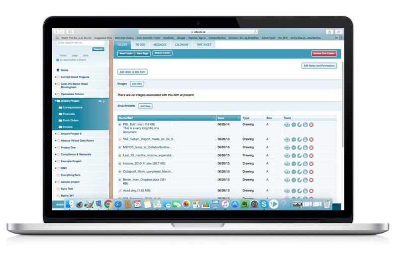 Document sharing online