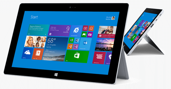 Free MS Surface 2